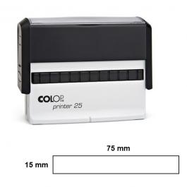 Carimbo Automático Colop Printer 25  75 x  15 mm