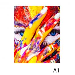 Impressão Fotográfica Papel Fotográfico A1 59,4 x 84,1 cm Colorida só frente