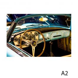 Impressão Fotográfica Papel Fotográfico A2 42 x 59,4 cm Colorida só frente