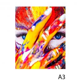 Impressão Fotográfica Papel Fotográfico A3 29,7 x42 cm Colorida só frente